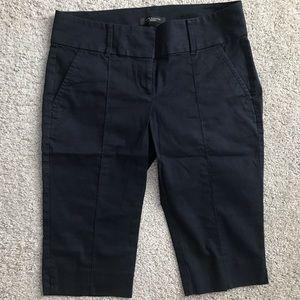 Ann Taylor navy blue shorts